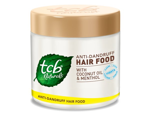 Anti-Dandruff Hair Food