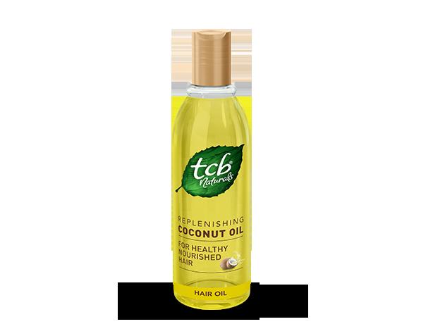 TCB Naturals Coconut Oil