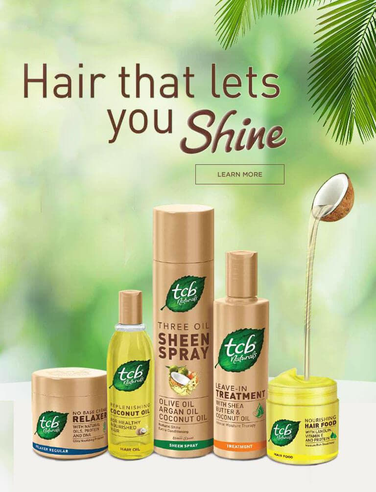Tcb Naturals Hair That Lets You Shine