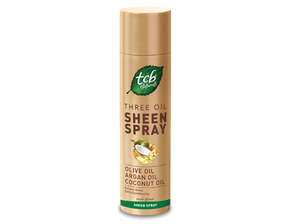 TCB Naturals Sheen Spray
